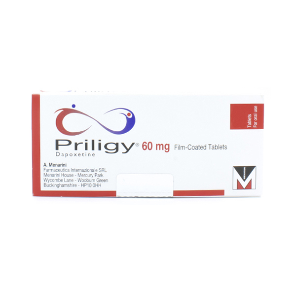 Priligy medication pack