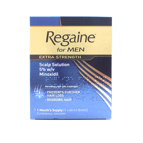 Regaine Extra medication pack