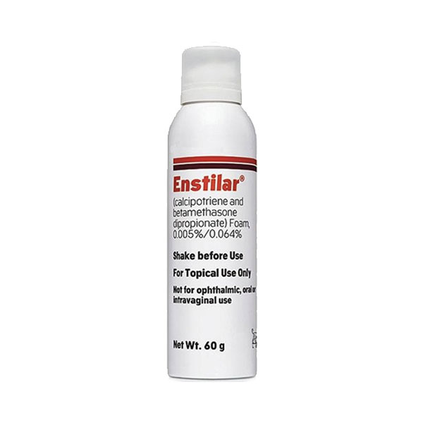 Enstilar Cutaneous Foam medication pack